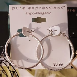 Pure Expressions Jewelry - (Lot 76) Women's Earrings from Pure Expressions